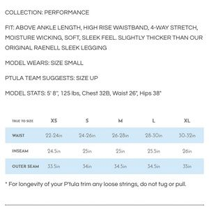 P'tula Pants & Jumpsuits - P'tula Black Leggings